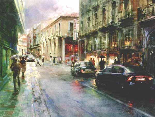 Lvaro reja - Pintores en palencia ...